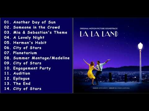 , title : 'LA LA LAND ORIGINAL SOUNDTRACK'