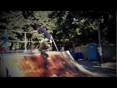 Papa Jacks Skatepark Brandon Guzman-Sanchez Rippin it up!