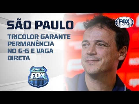 LIBERTADORES GARANTE FERNANDO DINIZ E RAÍ EM 2020 NO SÃO PAULO?