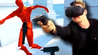 VR SUPERHOT - Dodge This
