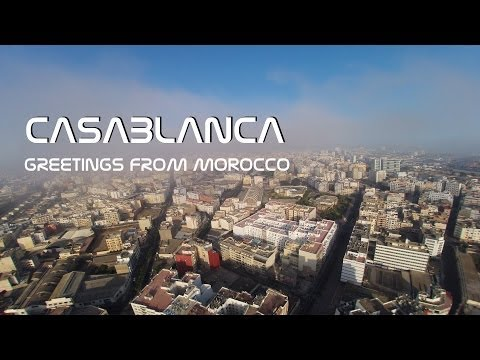 Casablanca nice city الدار البيضاء