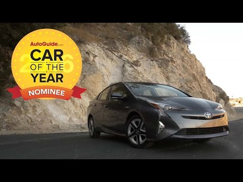 2016 Toyota Prius - 2016 AutoGuide.com Car of the Year Nominee - Part 4 of 7