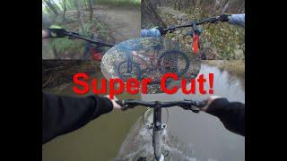Super Cut Compilation feat Hydrocut trails Fluffy Bunny + Log Ride, Kaitlyn's Switchbacks, Frankenstein