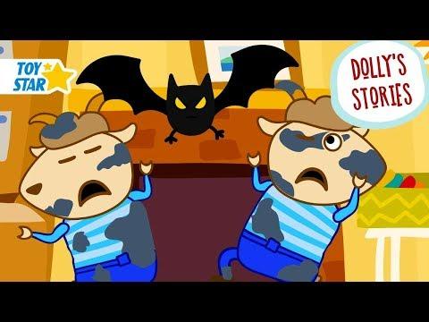 Dolly's Stories | Hide'n'Seek | Funny New Cartoon For Kids | Episode #4