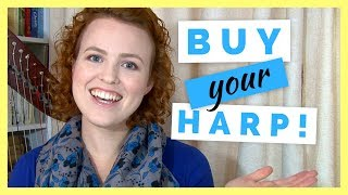 Buying a harp: EVERYTHING you need to know!