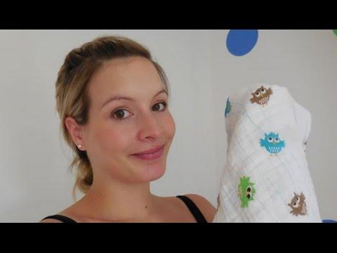 Das braucht jede Mama: Spucktücher | Babyartikel.de