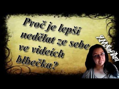 ZMSafAm // 9. vlog - Proč je lepší nedělat ze sebe ve videích blbečka?