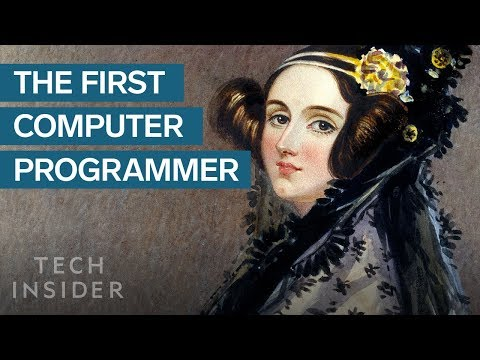 The Fascinating Story of the World's First Computer Programmer