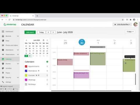 Calendar [Web]