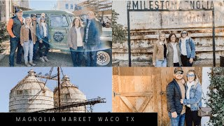 Magnolia Market Waco Texas!
