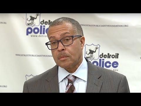 Sources: Detroit Police Chief James Craig to announce retirement