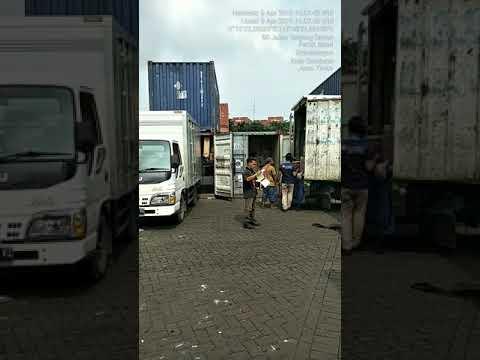 Jasa pengiriman barang melayani pengiriman ke seluruh nusantara PT CAHAYA AULIYA MAHARANI