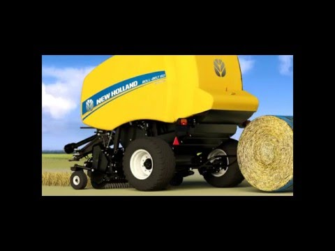 Roll Belt Baler Twine