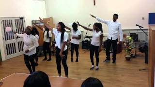 cop cardiff youth choreography 2014 - Swindon