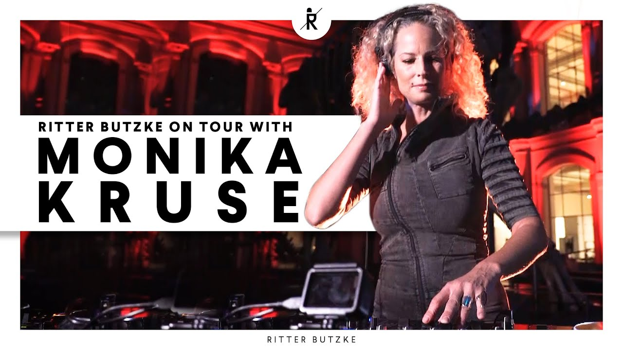 Monika Kruse - Live @ Ritter Butzke On Tour 2020