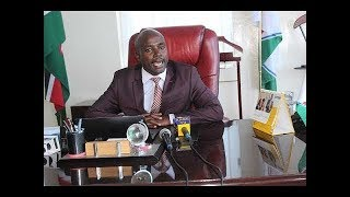 BREAKING NEWS: Bomet County gets new Governor