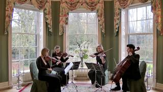 Consider Yourself (Oliver) Wedding String Quartet