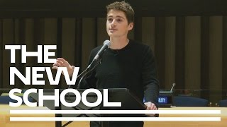 Parsons Sustainable Systems Class At The United Nations: Finn Harries | Parsons School Of Design