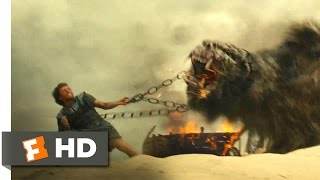 Wrath of the Titans - Chimera Chaos Scene 2/10  Movieclips
