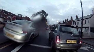 preview picture of video 'Road Safety Week - Micra Close Pass HN06 YHM - Brookwood'