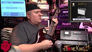 30 AMPS In 6 MINUTES ~ HD500X Amp Models By LINE 6