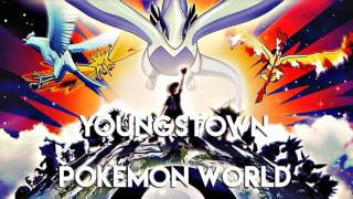 Youngstown feat. Nobody's Angel - Pokémon World (Pokémon 2000 Soundtrack)