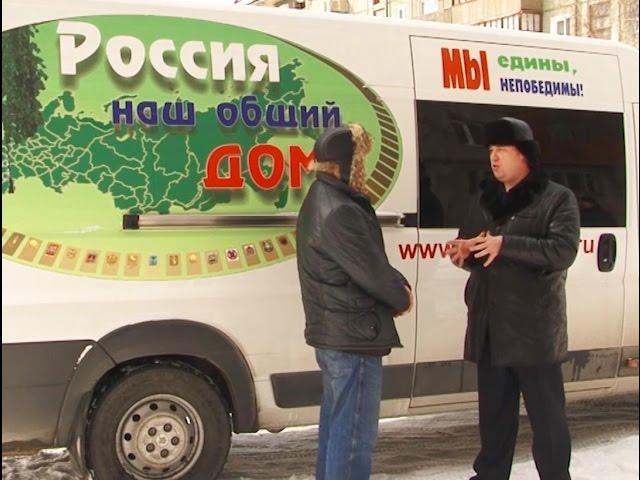Сладкая посылка на Украину