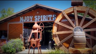 Njoy Spirits Distillery on Florida's Adventure Coast, Brooksville-Weeki Wachee (2021)