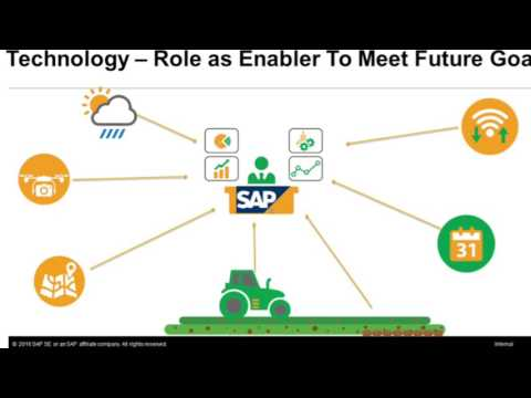 SAP Farm & Grower Management by Vistex