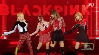 Blackpink 불장난 Playing With Fire 1120 Sbs Inkigayo