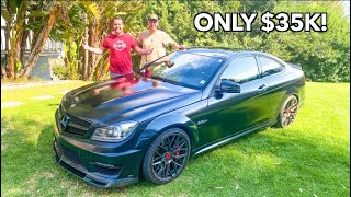 The BEST Mercedes AMG Car For Under $35,000! by Vehicle Virgins