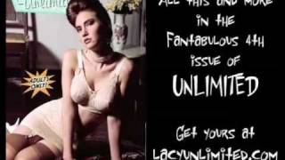 Bullet Bras And Garter Belts, Girdles And Stockings In UNLIMITED #4