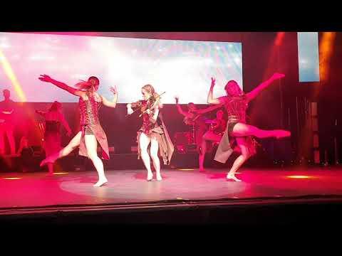"""Lindsey Stirling 24.09.2019 Hamburg Barclaycard Arena """"Artemis"""""""