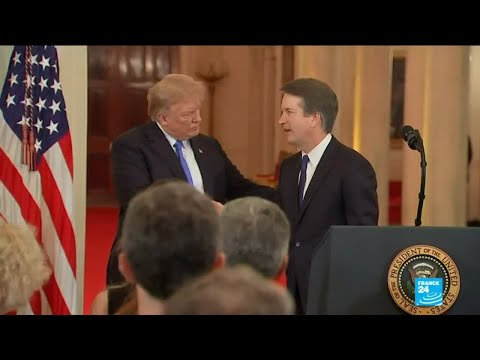US Supreme Court Nominee: Senate hearings on Trump pick Kavanaugh set to begin