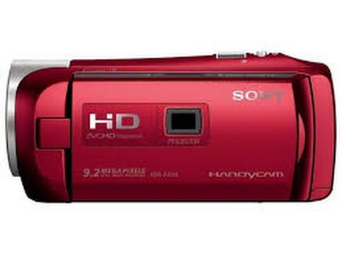 SONY HDR PJ240 E REVIEW
