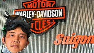 FPV   BÊN TRONG SHOWROOM HARLEY DAVIDSON TRIỆU ĐÔ