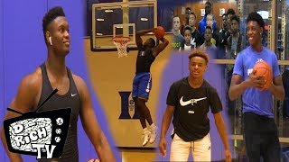 North Coast Blue Chips Check Out Duke University! Zion Williamson, RJ Barrett and More!