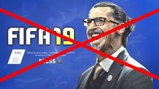 FIFA 19 НЕ БУДЕТ