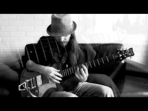 Peter Luha - solo guitar - Mission Possible