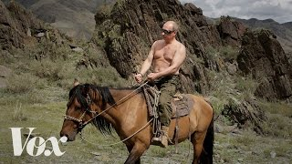 Vladimir Putin's topless photos, explained