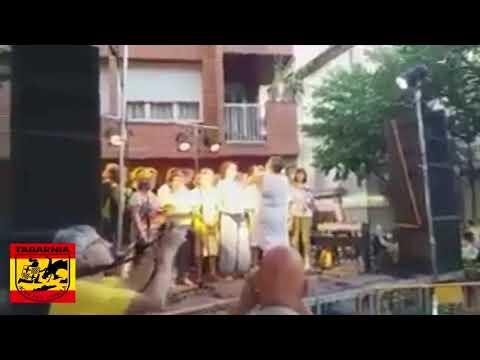 Fiesta mayor de Cardedeu 2018 politizada completamente1