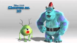 Happy Holidays from Monster's Inc.!