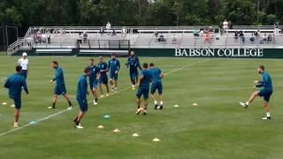 Juventus-Roma: Juventus Practice(1)