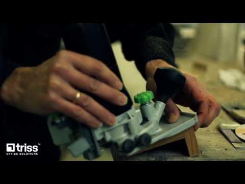 TRISS (producent mebli) - reklama na telebimy