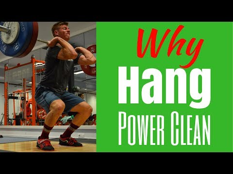 Hang Power Clean benefitss: Why Hang Power Cleans I Benefits of Hang Power Cleans