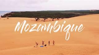 Kitesurfin Trip in Mozambique,2019