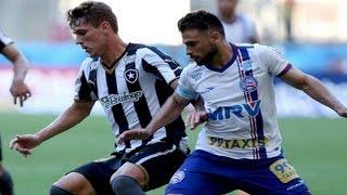 Bahia 1x1 Botafogo