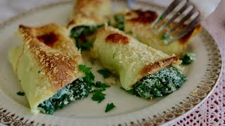 How to Make Easy Italian Pancakes Called Crespelle | Pasta Grannies