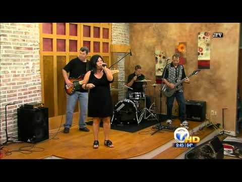 Karla Case Band - Life's Mysteries on KATV