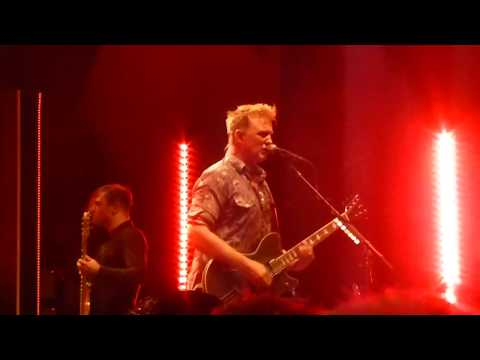 """Queens Of The Stone Age """"  Head Like a Haunted House """" Sept 12 , 2017  , Express Live , Col ,  Oh"""